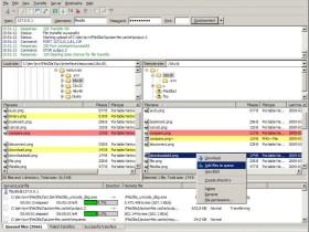 开源的FTP管理工具 | FileZilla