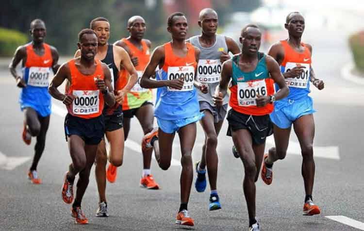 《写给想要开始跑步的人》——作者:未知的味觉