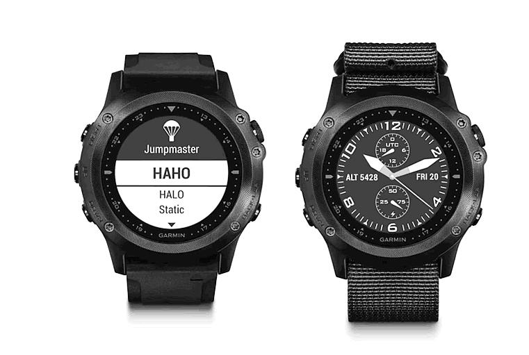 【CES2016】Garmin新品:Tactix Bravo 军用级别智能腕表