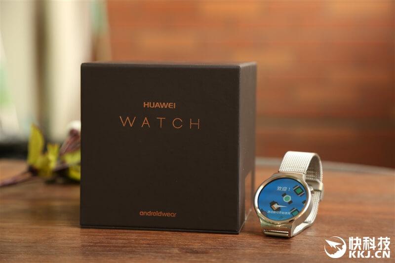 HUAWEI WATCH——超详细评测(多图)
