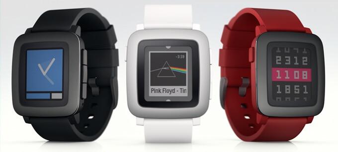 2015年的好东西——Pebble Time智能手表评测