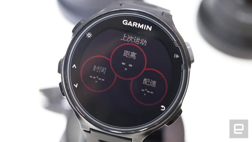 Garmin Forerunner 735XT —— 铁三心率表